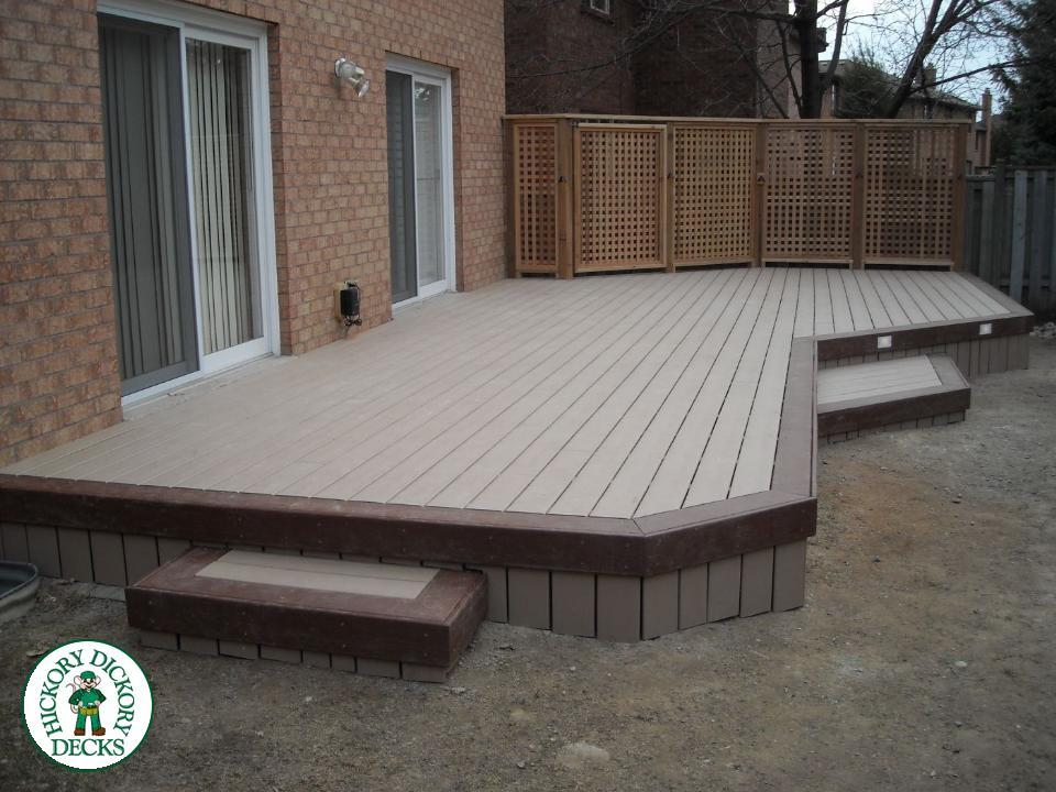 Deck gallery for Low maintenance decking
