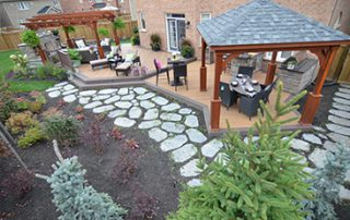 deck thumbnail with stone patio
